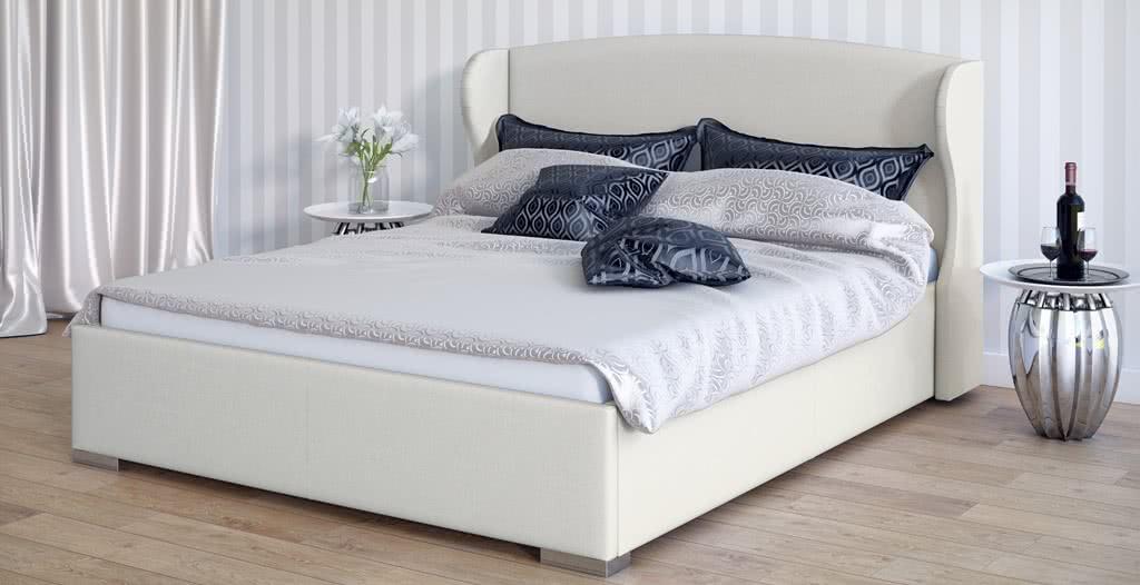 łóżko kontynentalne paris senpo