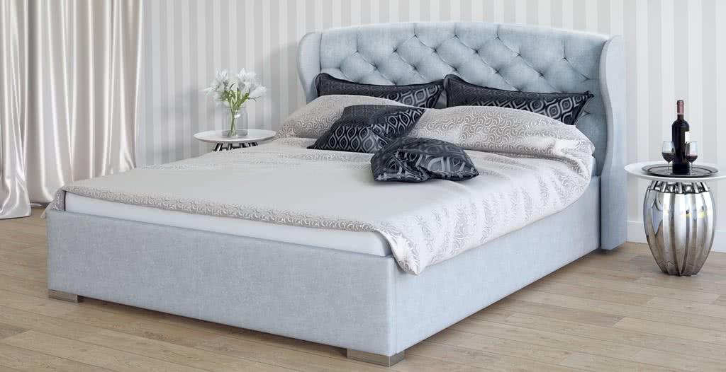 łóżko tapicerowane mystic senpo