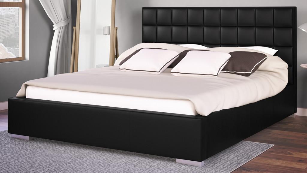łóżko tapicerowane massimo senpo