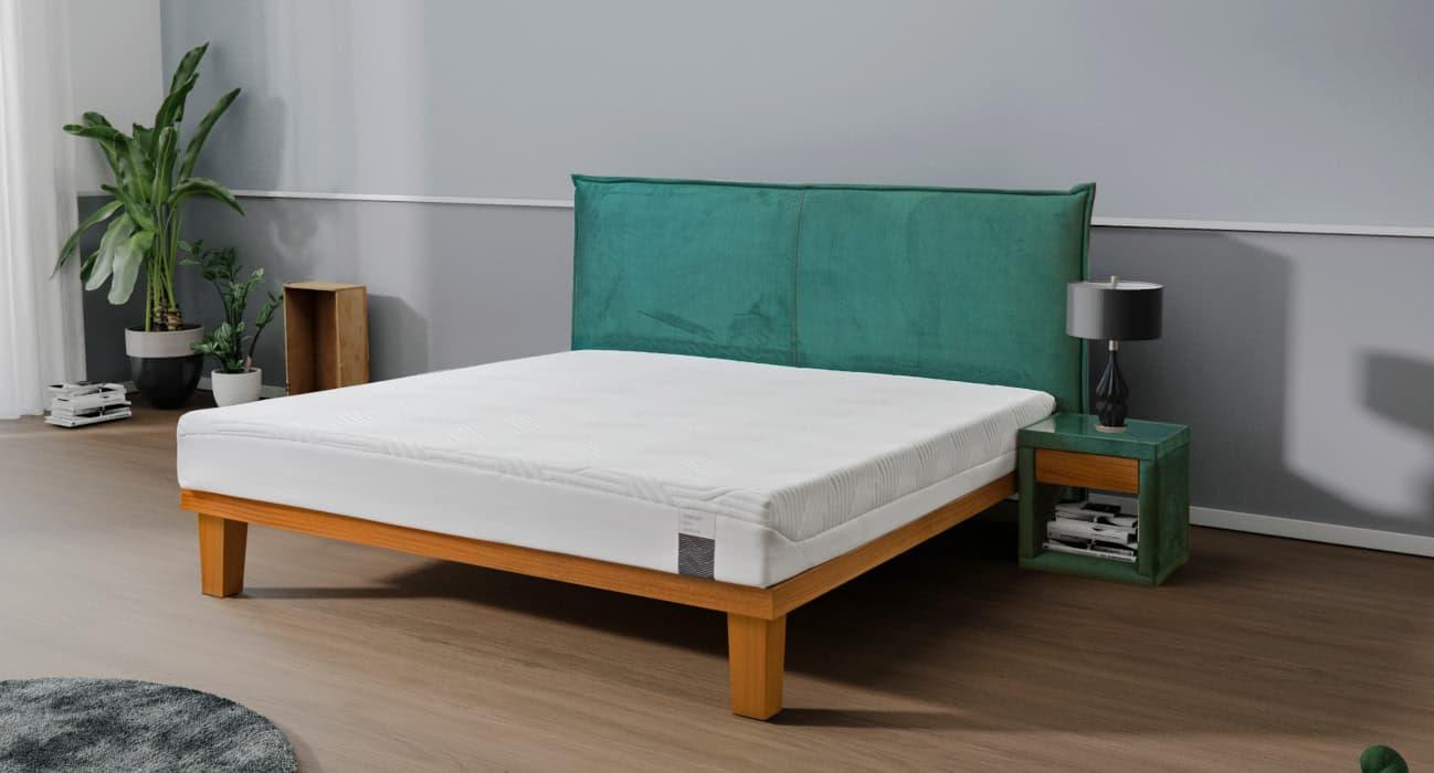 łóżko tulia wood tempur