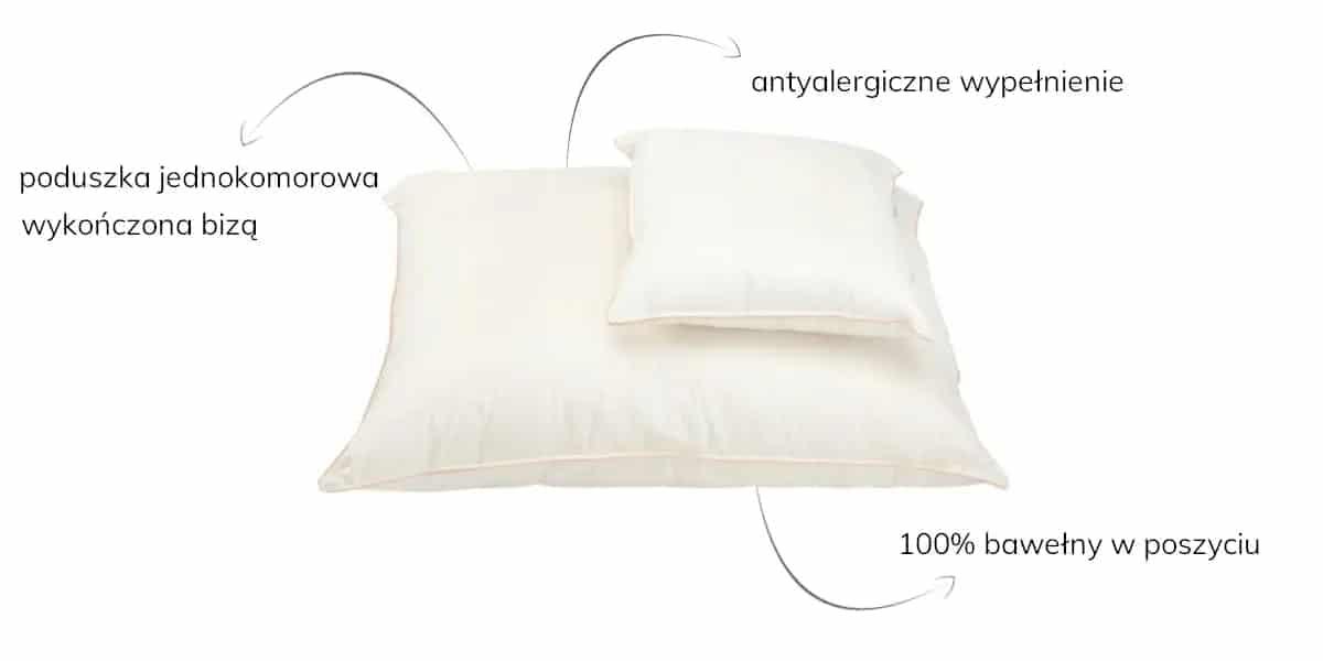 poduszka cotton