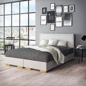 Łóżko simple kontynentalne miniaturka