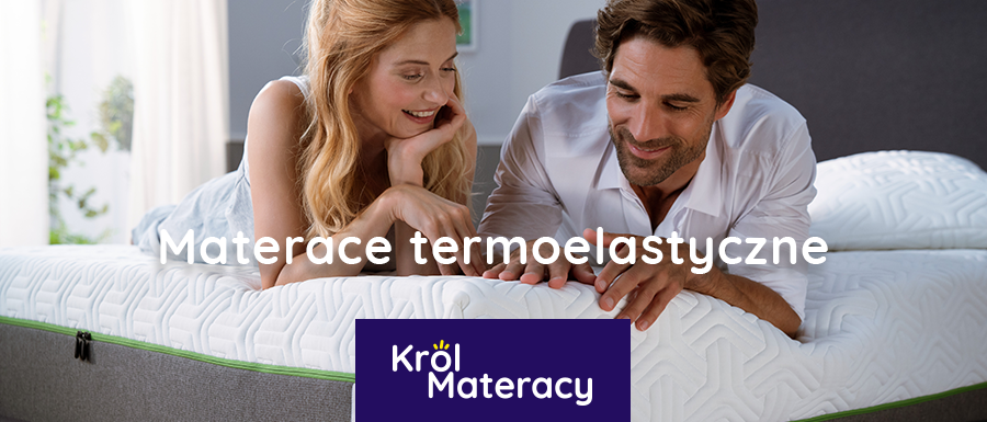 Materace termoelastyczne – czym są?