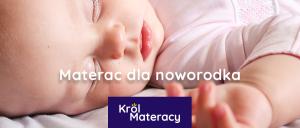 blog materac dla noworodka