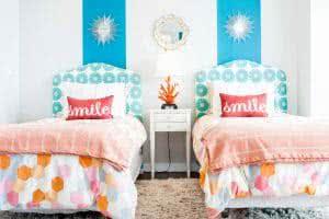 Kilka sposobów na wystrój sypialni który poprawia nastrój