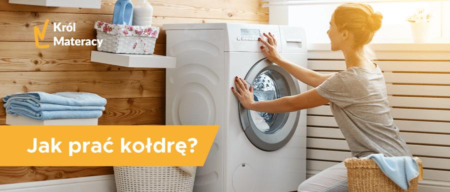 Poradnik – Jak prać kołdrę?