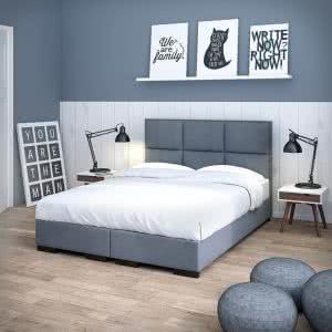 łóżko massimo plus kontynentalne miniaturka