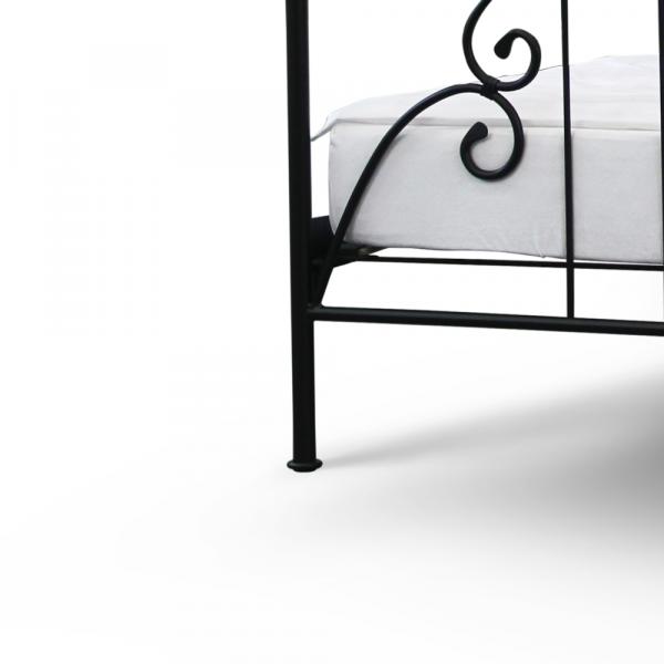 Łóżko Sonia Camfero zanóżek