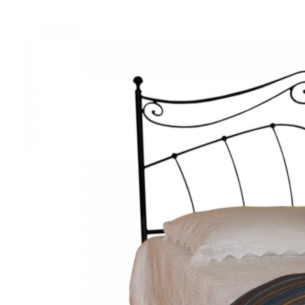 Łóżko Nadia Camfero wezgłowie