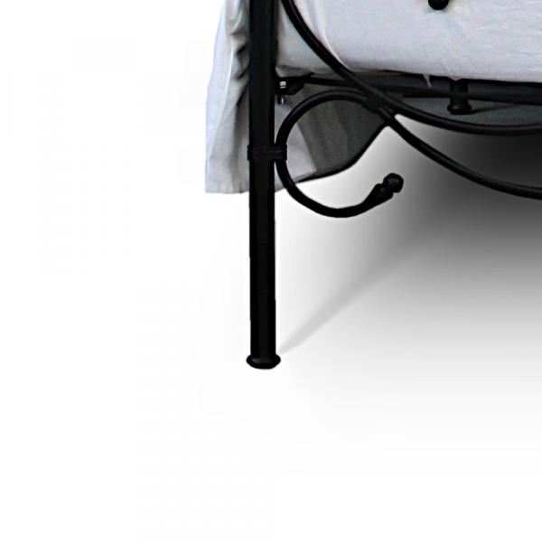 Łóżko Liza Camfero zanóżek