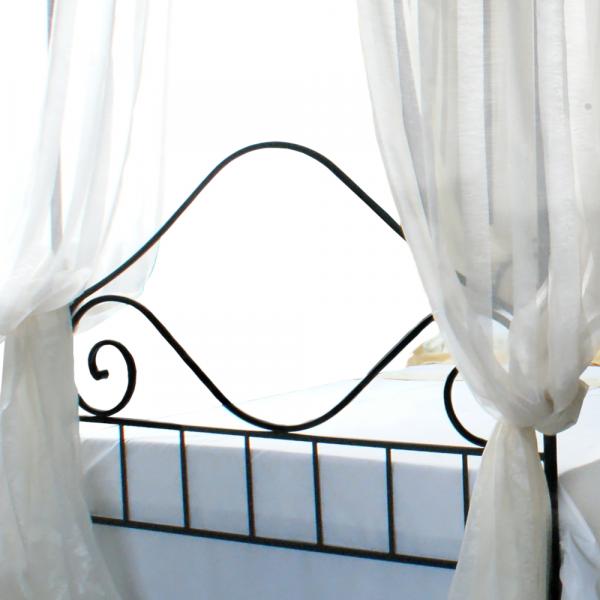 Łóżko Roma Camfero zanóżek