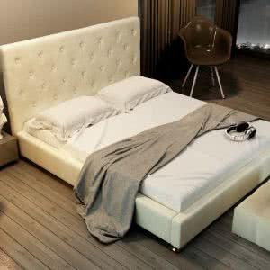 Łóżko tapicerowane Avanti New Design
