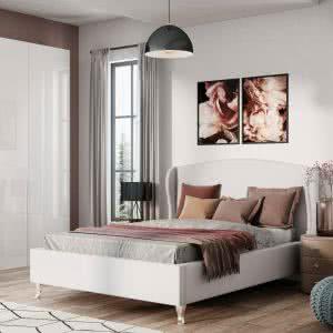 Łóżko tapcerowane Genua New Design