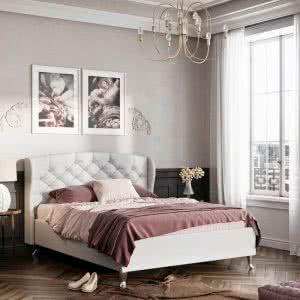 Łóżko tapicerowane Genua Extra New Design