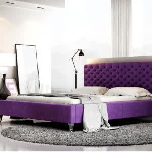 Łóżko tapicerowane Lazio New Design