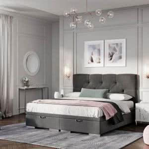 Łóżko tapicerowane Lazio Maxi New Design