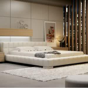 Łóżko tapicerowane Lorenzo New Design
