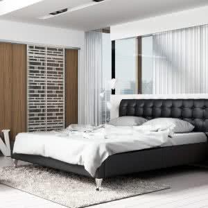 Łóżko tapicerowane Madison Lux New Design