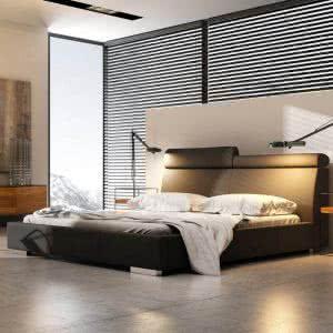 Łóżko tapicerowane Modern New Design