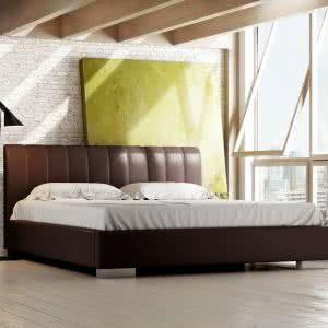 Łóżko tapicerowane Naomi Lux New Design