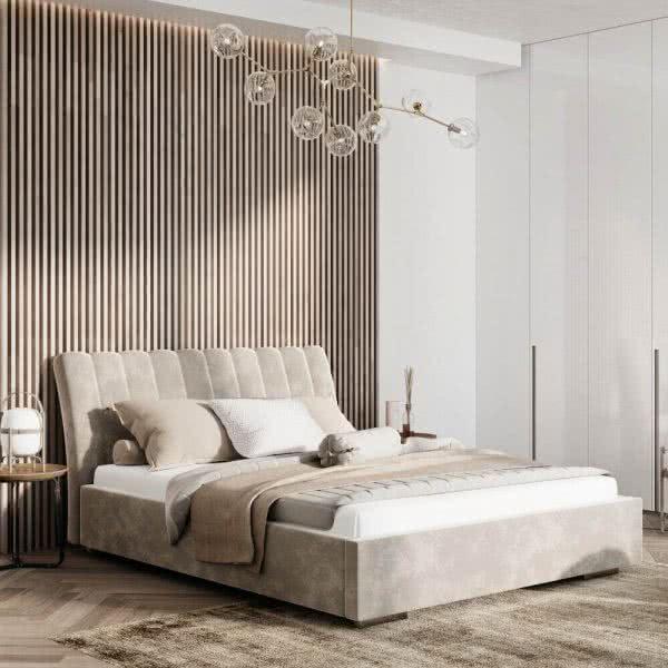 Łóżko tapicerowane Naomi Prestige New Design