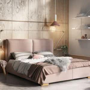 Łóżko tapicerowane Hamilton Senpo