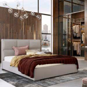 Łóżko tapicerowane Massimo Plus New Design