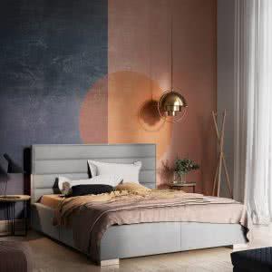 Łóżko tapicerowane Street Senpo